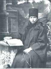 Αμούστακος μοναχός του Αγ. Όρους Φωτ.1905