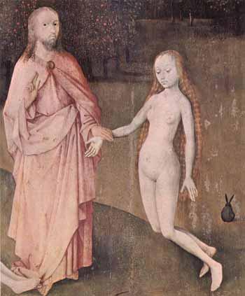 όπου μια παρθένα ζητά συγχώρεση...(Hieronymus_Bosch)