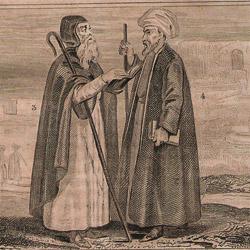 F.H.Lalaisse (1834): Έλληνας πατριάρχης και Εβραίος αστός στην Ιερουσαλήμ
