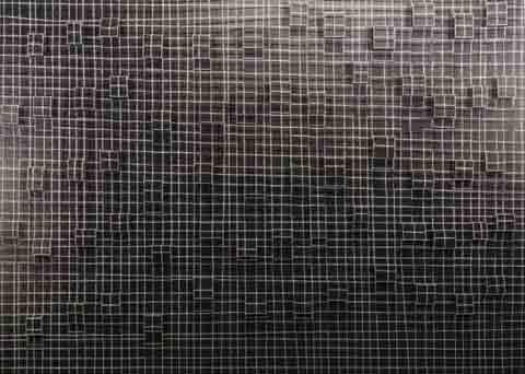 ©Christiane Feser, Άτιτλο, 2015, 100 x 140 cm -Galerie Anita Beckers, Frankfurt