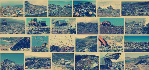Πρόστιμο €11,4 εκατομμύρια λόγω της ύπαρξης 229 χωματερών