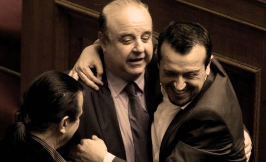Ανώμαλες πολιτικές σχέσεις που ευλογεί η Εκκλησία