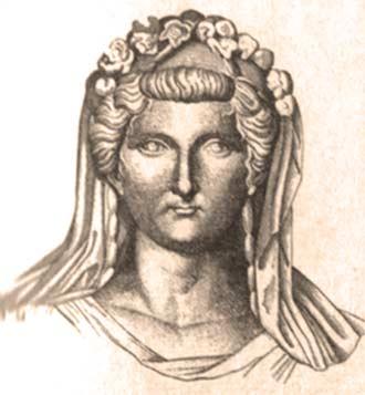 Λιβία Δρουσίλλα Ιουλία Αυγούστα, σύζυγος Οκταβιανού Αυγούστου