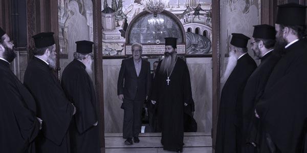 Συστεγαζόμενος με τον Νέο Ευαγγελιστή Ζουράρι
