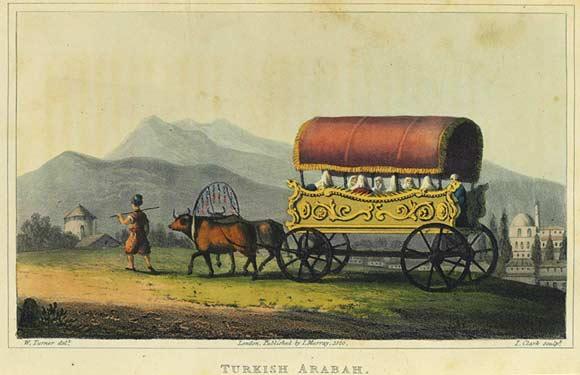 Τούρκικος αραμπάς (Από τον 2ο τόμο)